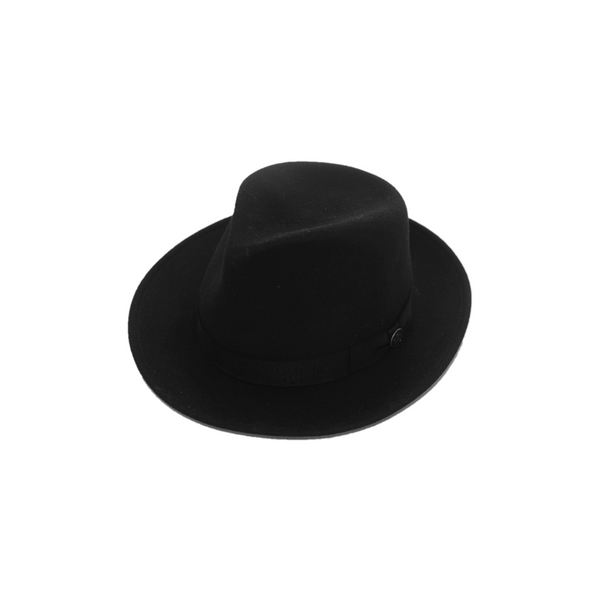 Goorin Bros - The Doctor - Black - Fedora - Partisan, Parkhurst, JHB