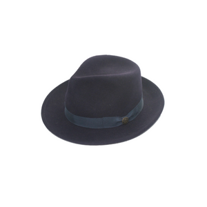 Goorin Bros - The Doctor Felt Fedora - Colour Indigo - Partisan, Parkhurst, JHB