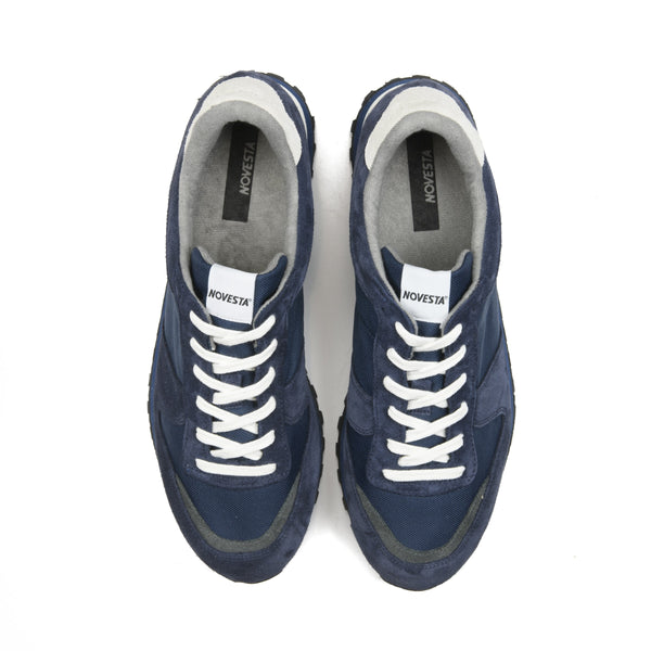 Marathon Trail Sneaker - All Navy