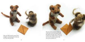 Celestine and the Hare Gift Set - 'Finding Your Place' Story Book and Butterfly Colours Felting Pack