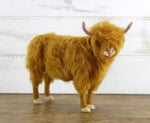 Load image into Gallery viewer, Hamish the Highland Cow    Needle Felting Kit