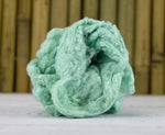 Load image into Gallery viewer, Elixir Green Tussah Silk Noil   50g