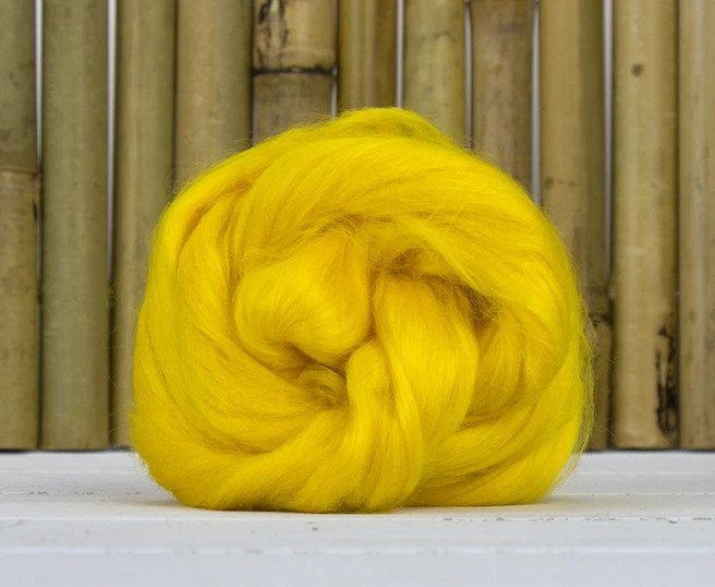 Yellow Bamboo Top 20g