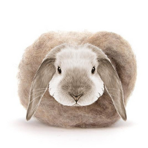 Carded Corriedale Slivers   Rabbit
