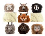 Load image into Gallery viewer, The Woodland Collection  Carded Corriedale Slivers with Core Wool