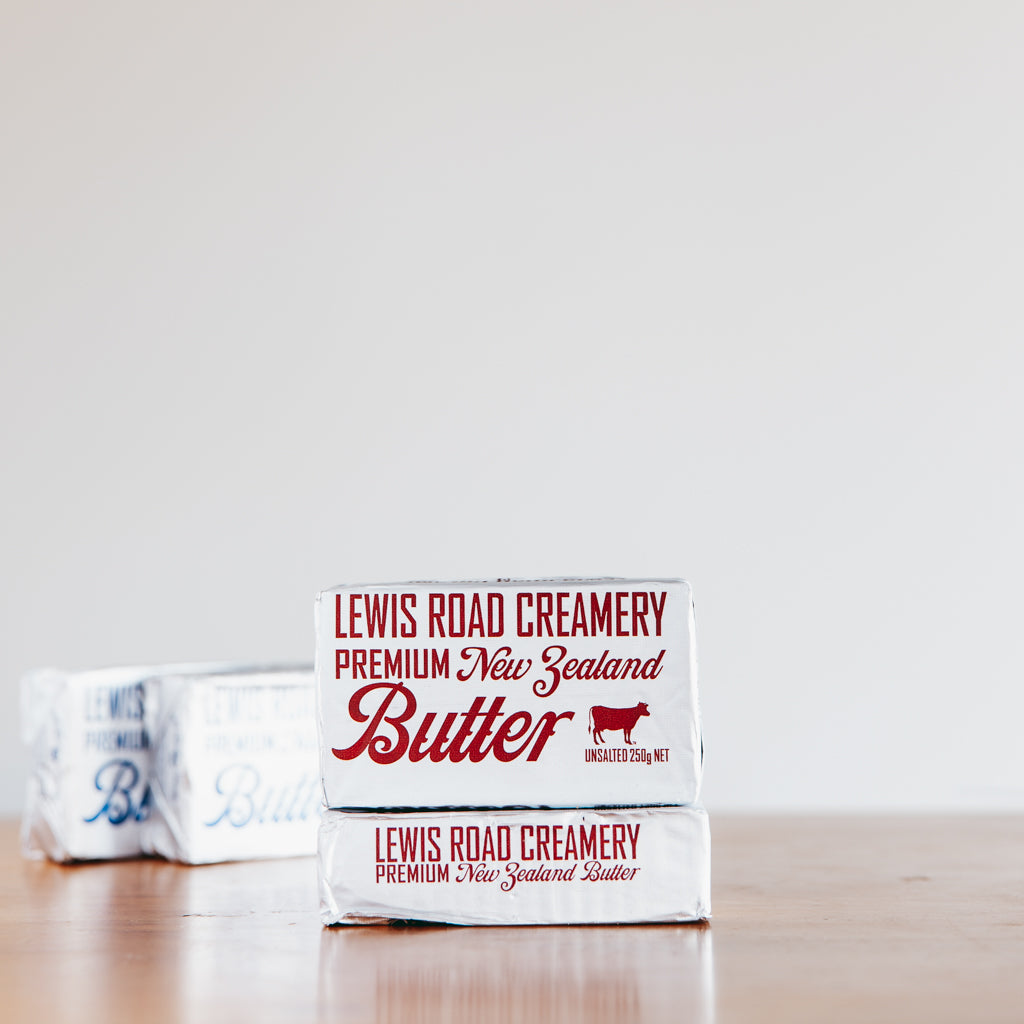 Lewis Road Creamery Butters