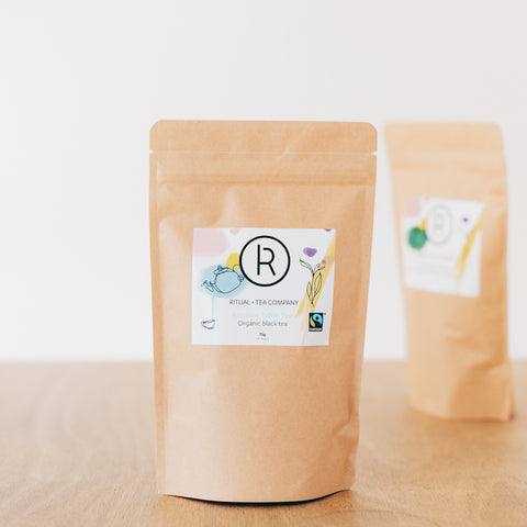 Ritual Tea - Organic Black Breakfast tea