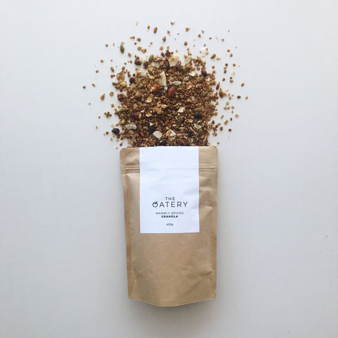 The Oatery Granola