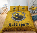 Housse De Couette Harry Potter Poufsouffle