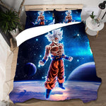 Housse de Couette <br /> 140x200 Dragon Ball