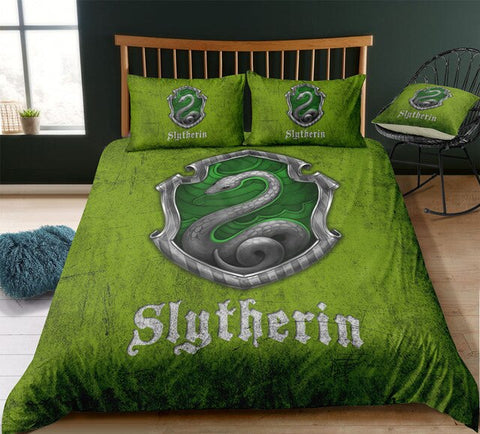 Housse De Couette Harry Potter Serpentard
