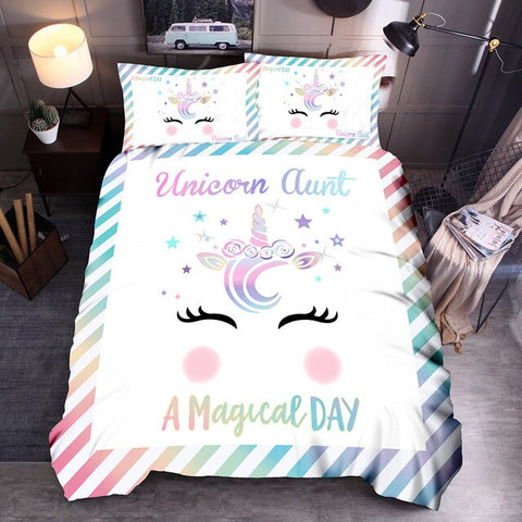 Housse De Couette Unicorn Magical Day
