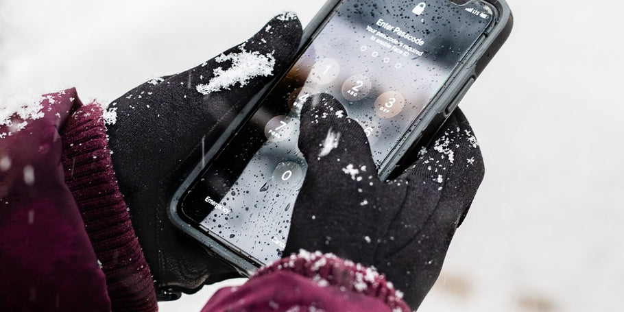 How to protect your smartphone from the cold in winter