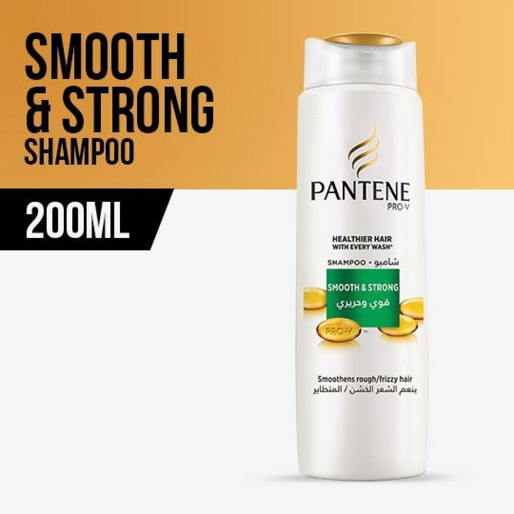 best ever smooth and strong hair shampoo