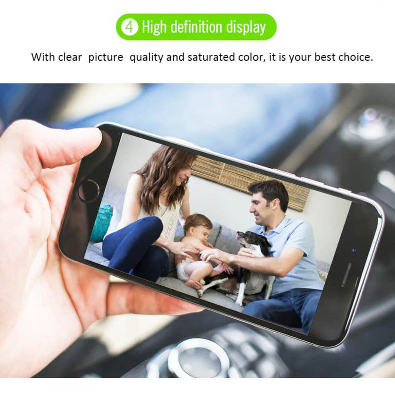 IP Wireless Camera for Android & iPhone Panoramic Fish Camera V380