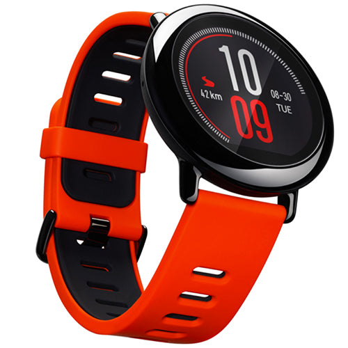 New Luxury Amazfit a1611 Smartwatch For All Smartphones (Red)
