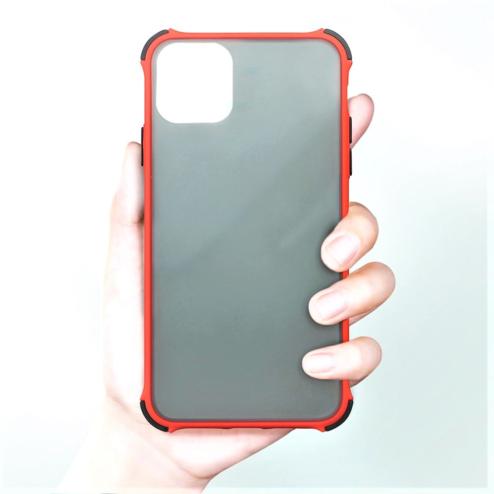 matte reinforce case for iphone