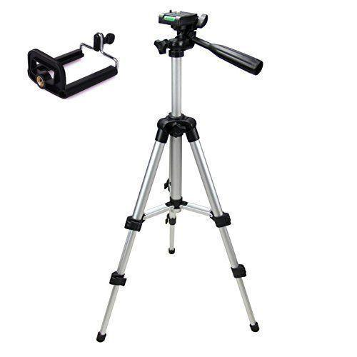 New Exclusive Mobile Phone and Camera Tripod 3110 - Pkgator
