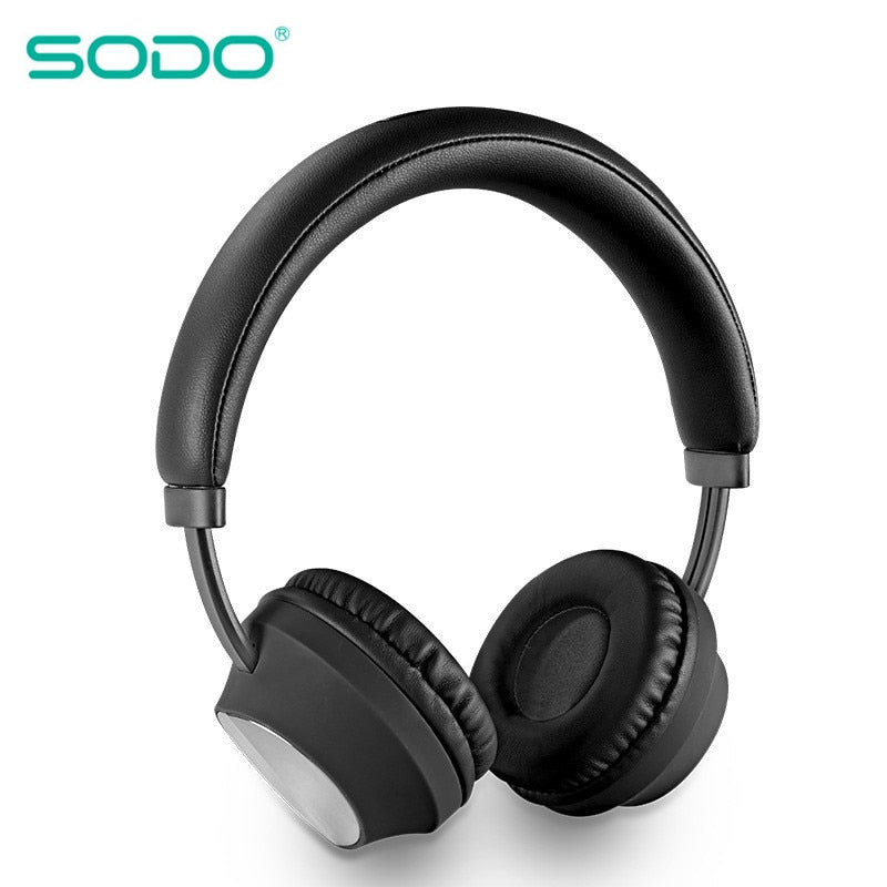 SODO SD 1008 Wireless Bluetooth Headphones For All Smartphones