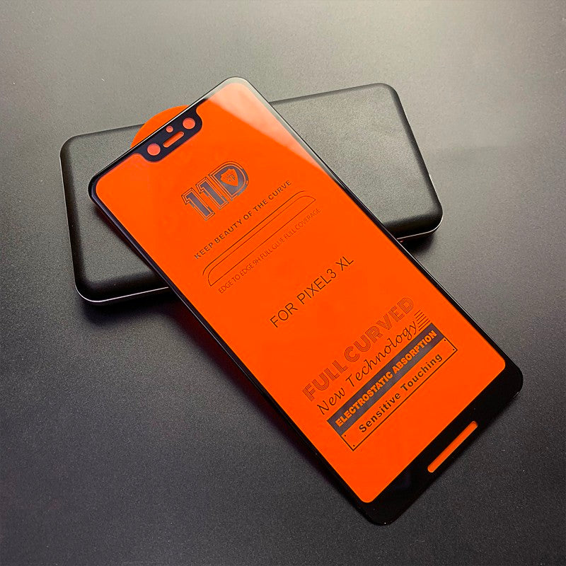 New Exclusive 11D Full Protective Glass For Samsung