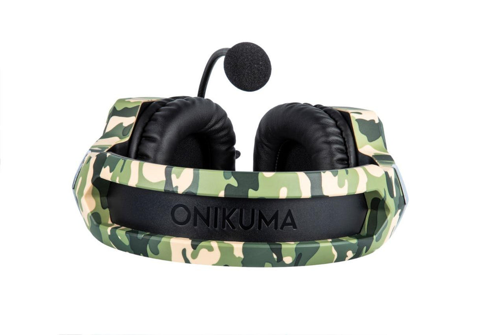 Trendy ONIKUMA K8 Commando Headphone For Gaming - Pkgator
