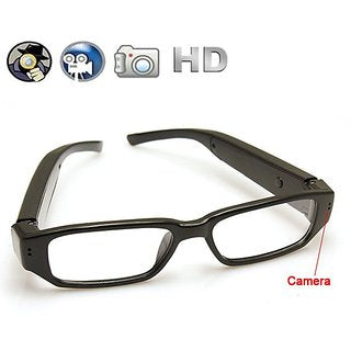 New Exclusive HD Sun Glasses 1080P Security Night Vision Camera