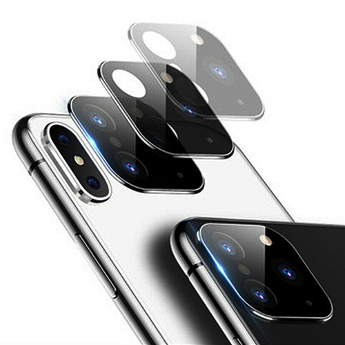 New Exclusive Modified Camera Lens Cover For iPhone X, Xs, Xsmax Into 11 Pro