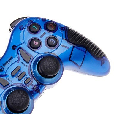 Exclusive Lanjue L3000 Wired Game Controller With Joystick - Pkgator