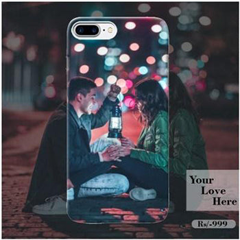 Exclusive 3D Customize Designer Love Case Series For iPhone