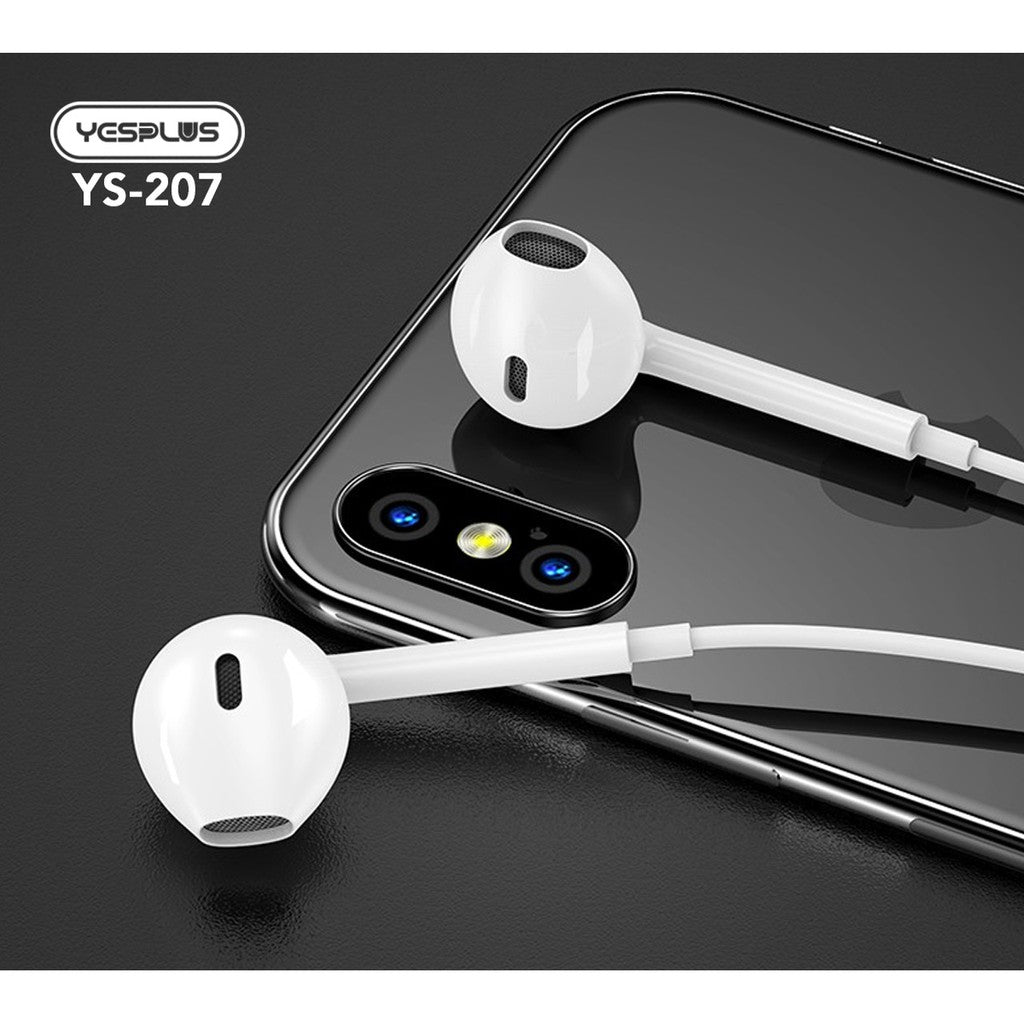 YESPLUS Hifi original YS-207 Wired Handfree With Great Sound