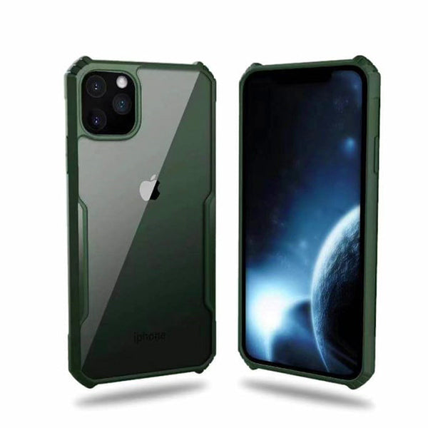 New Hybrid iPaky Custom Transparent TPU Mobile Case For iPhone