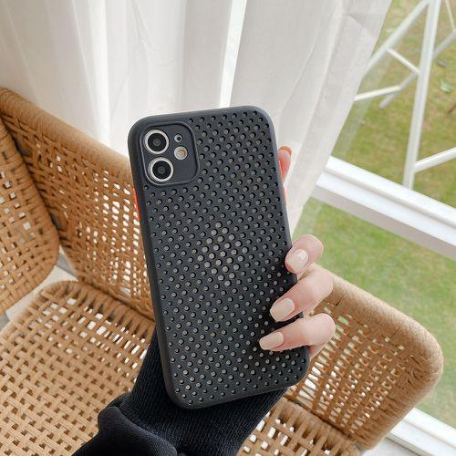 New Cooling Breathing Soft Rubber Mobile Cover For iPhone