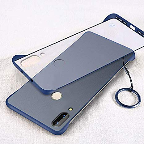 New Exclusive PC TPU Border Mobile Transparent Cover For iPhone