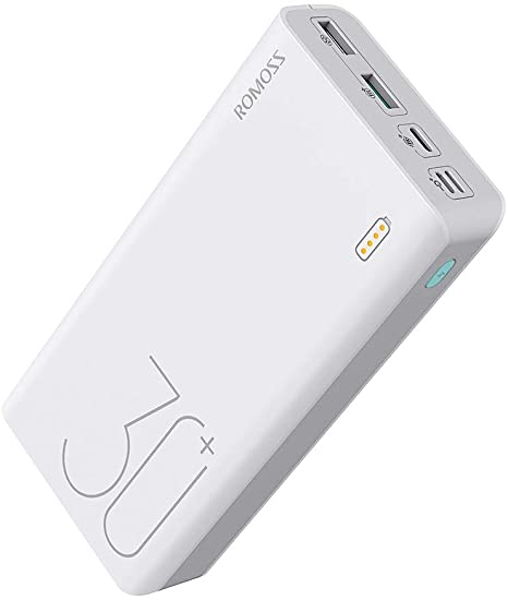 High Quality ROMOSS Sense 8 Plus 30000mAh Power Bank