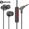 SPACE Selfie SE-530 In-Ear Headphone For All Smartphones