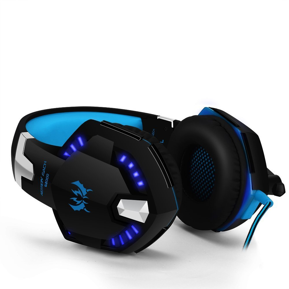 Stylish Kotion Each G2000 Gaming Headphone - Pkgator