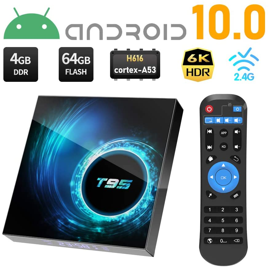 New T95 TV BOX