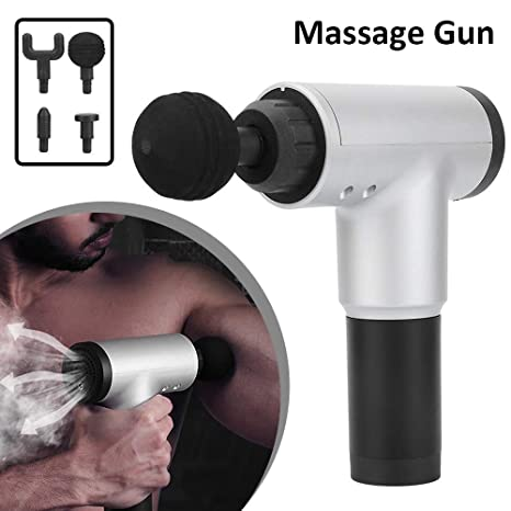 New FASCIAL Gun XL-208 Massager Mini Vibration Full Body Massager