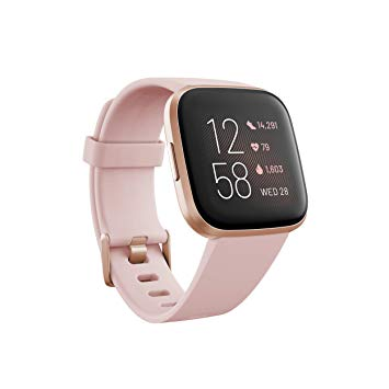 New Exclusive Fitbit Versa 2 Health & Fitness Smartwatch