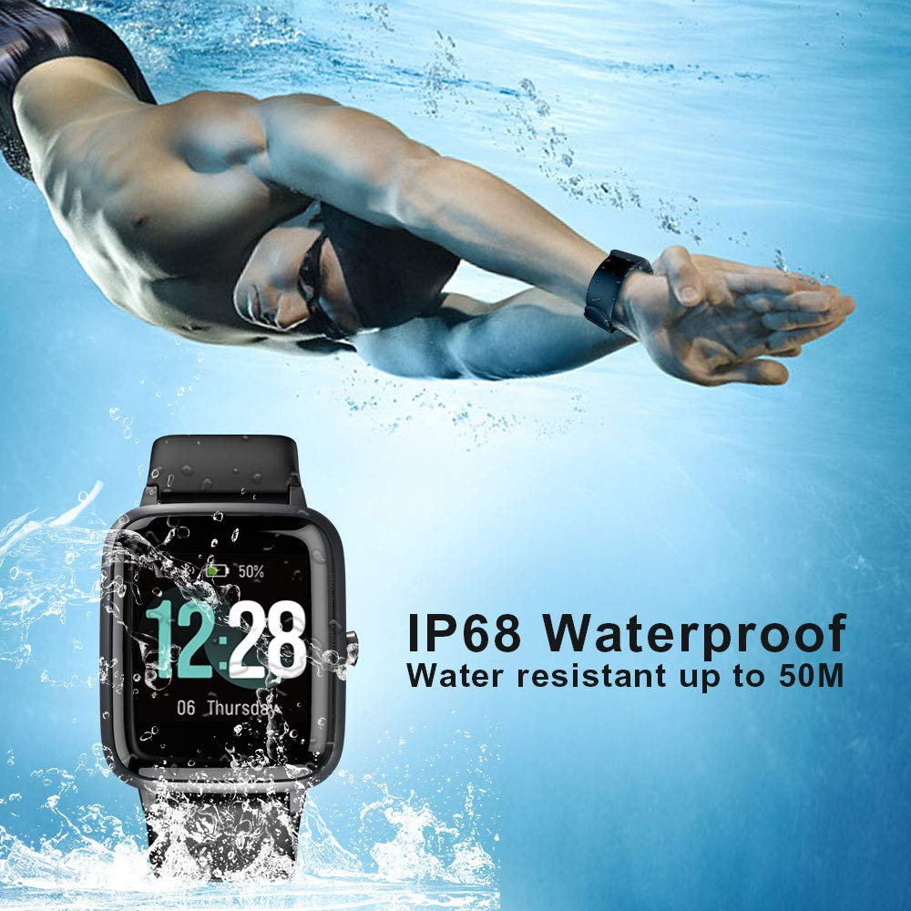 On Trend SW01 smartwatch Fitness Smartwatch For All Smartphones