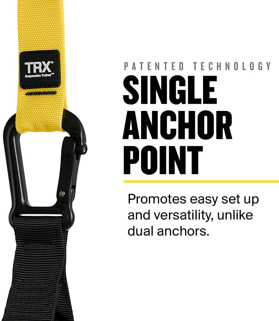 TRX PRO3 Suspension Trainer System Abs Exercise Fitness Tube Workout Bands