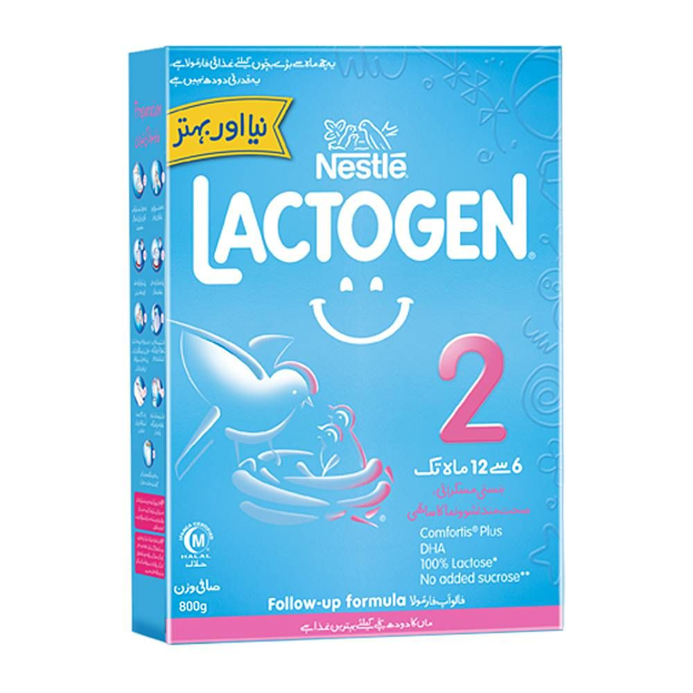 Best Quality Nestle Lactogen 2 800g For Baby