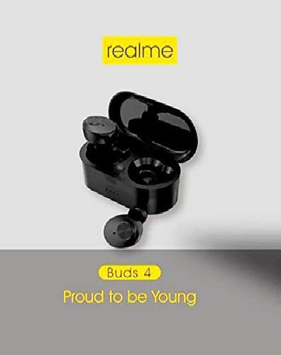 New Realme Buds 4 Wireless Bluetooth Headphone Earbuds