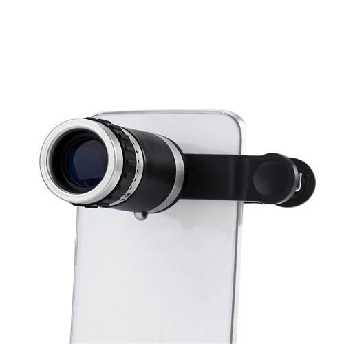 Stylish 8X Zoom Optical Mobile Phone Telephoto Camera Lens