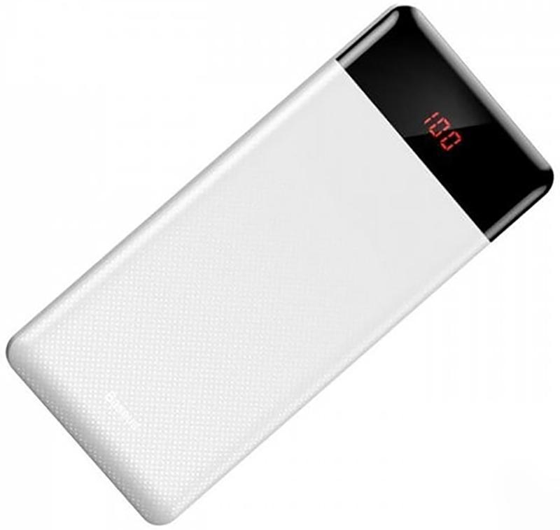 Stylish Baseus 10000 mAh Mini Cu External Batteries Power Bank