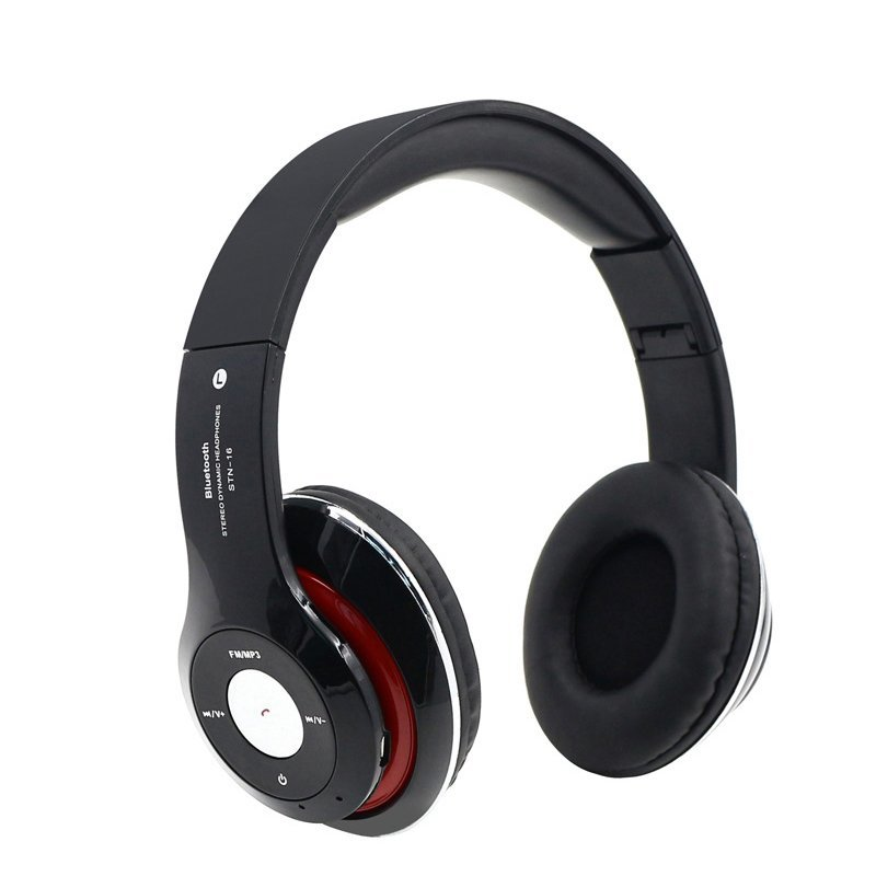 New Exclusive Stereo STN-16 Wireless Headphones For All Devices