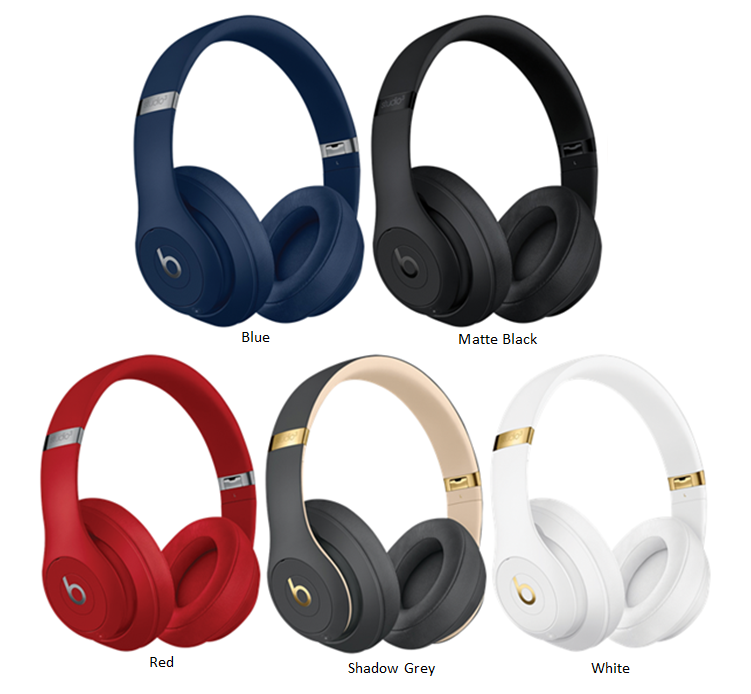 New Latest Beats Studio Bluetooth Wireless Headphones For All Devices - Pkgator