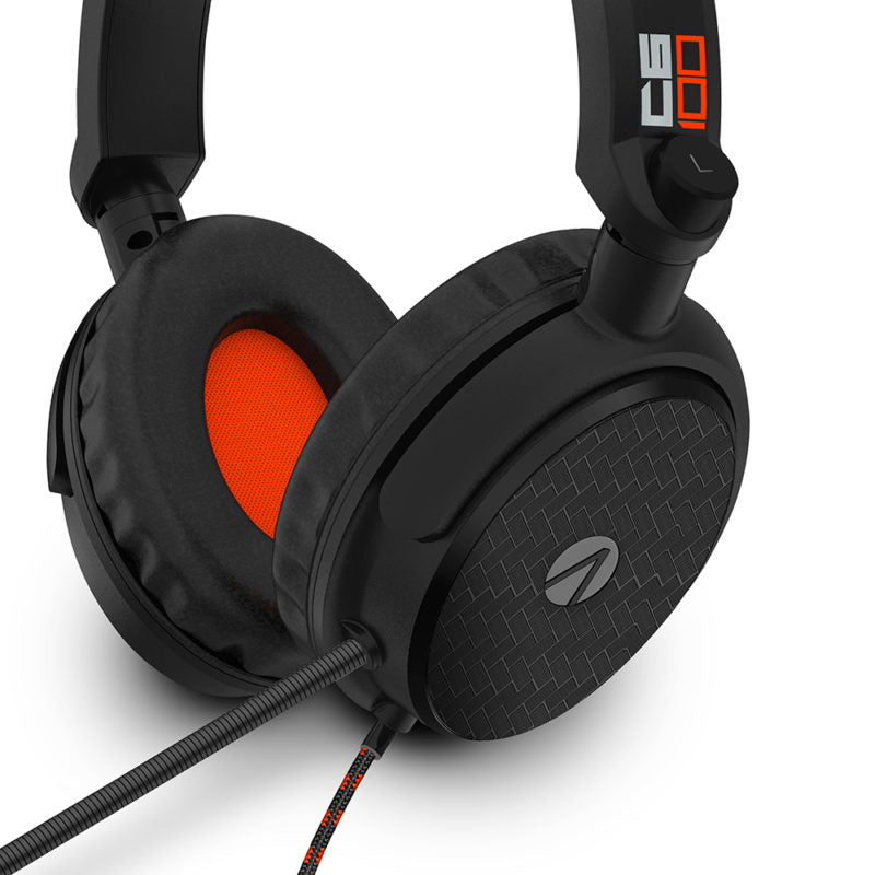 New Stylish C6-100 Stereo Gaming Headset With Powerful Sound
