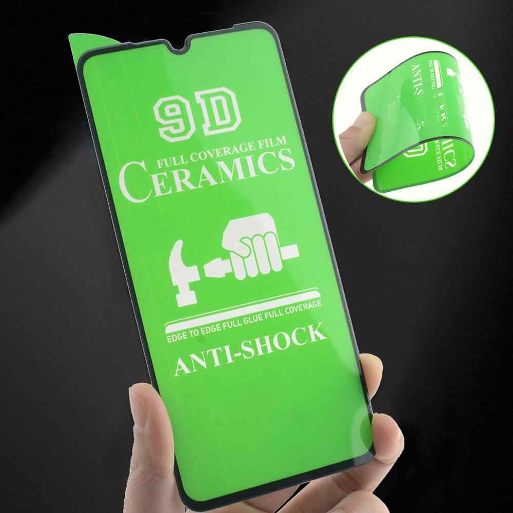 Best Quality Ceramic 9D Full Cover Protective Tempered Glass For Vivo
