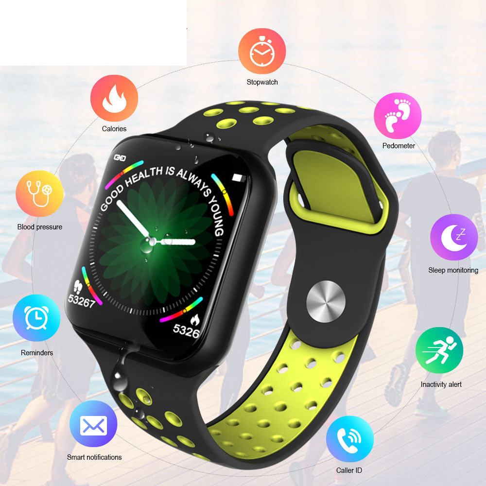 New Exclusive F8 Sports Sleep Monitoring Smartwatch High Quality